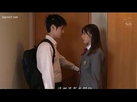 Asian Teen In School Uniform Last Fuck before saying goodbye
