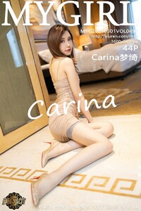 [MyGirl]美媛馆新特刊 2021-03-01 Vol.494 Carina梦绮