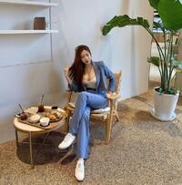 韓版郭雪芙「최소미」挺巨球乳爆外衣