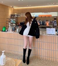 南韓的網紅正妹直播主「崔素美(Choi Somi)