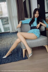 [HuaYang]花漾Show 2020-09-17 Vol.292 玥儿玥er