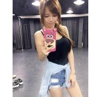 身材超好的台妹Han Chiu