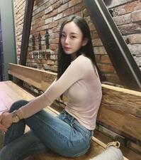 韓國健身爆奶妹「여리여리핏」
