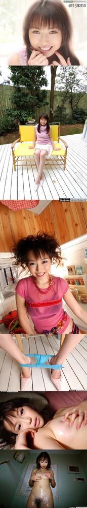 Graphis  Gals No.081 Aya Shiraishi 白石あや Baby doll