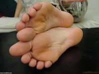 裸足 絲足