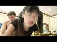 泰國妹被肛交到臉部扭曲!