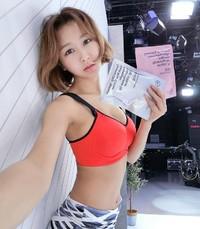 妹子叫做서윤아+受不了!天菜級「G奶銷魂正妹」