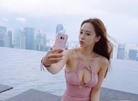 韓國一位性感姐姐강정운身材爆炸好