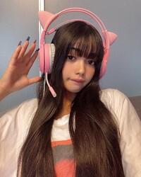 18歲巴日混血辣模「Mayuri」