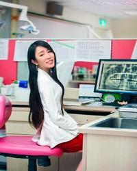 正妹牙醫師劉芷伊