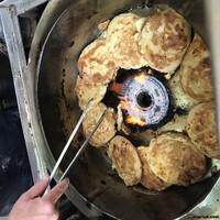 《春日嚴選》傳統手作好味道~灌蛋餅